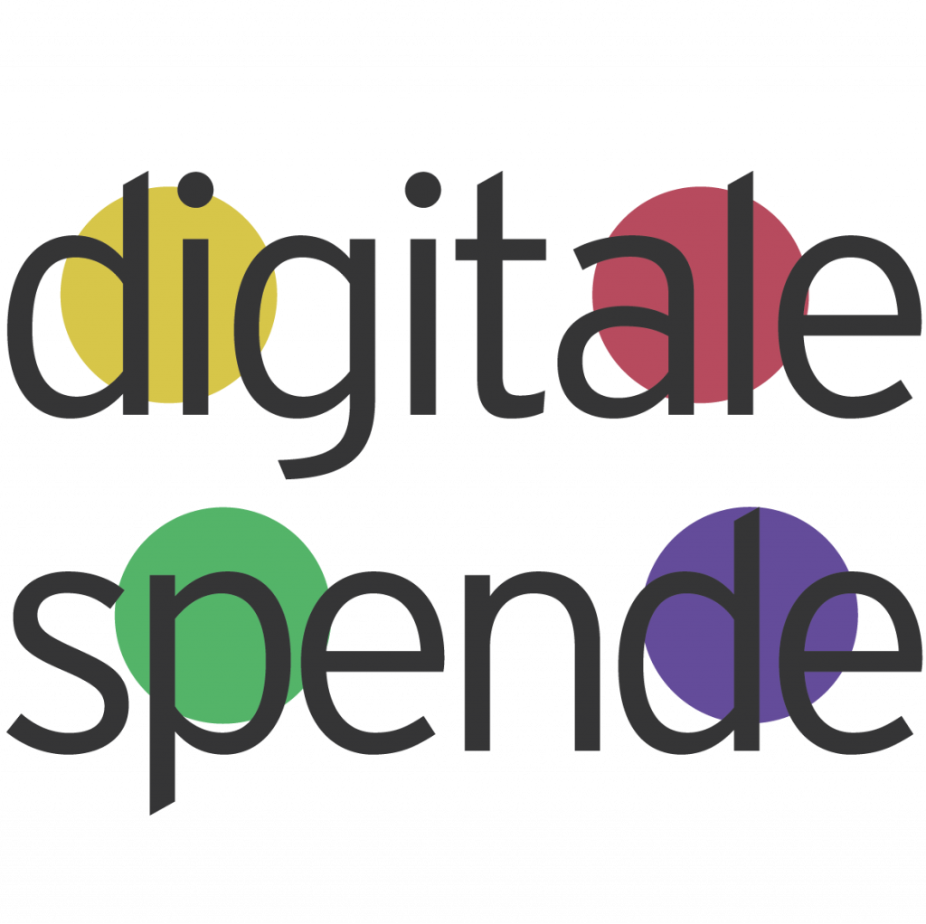 Digitale Spende