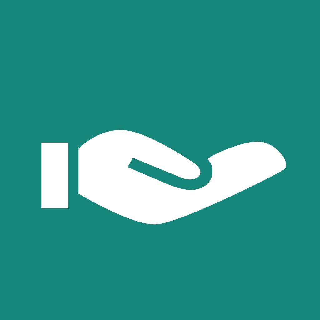 Logo spende.app